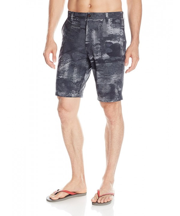 RVCA Mens Benefits Hybrid Short