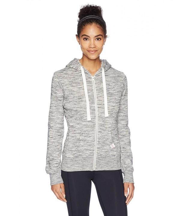 Ladies ZEN Full Hooded Sweatshirt