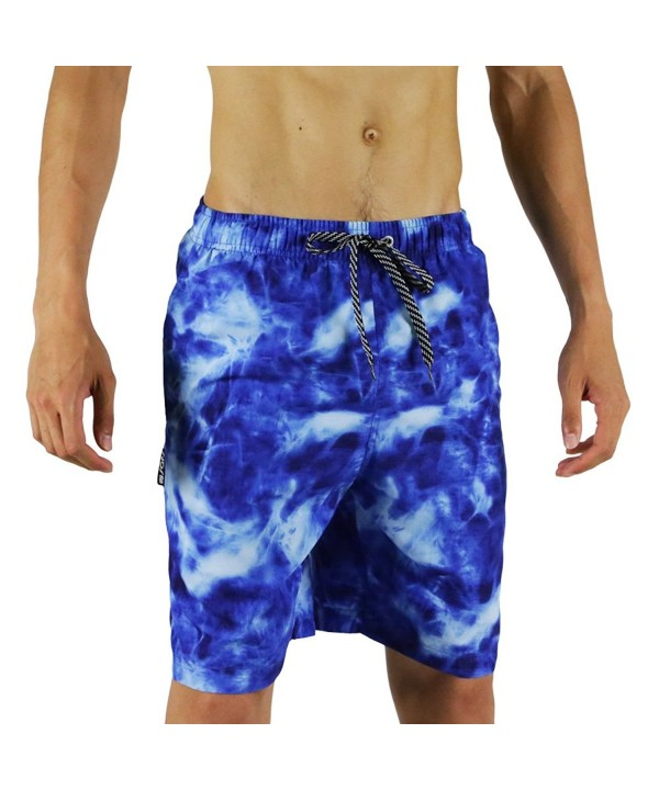 SAFS Trunk Elasticized Shorts Bathing