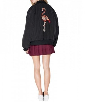 HaoDuoYi Flamingo Embroidery Lightweight XX Large