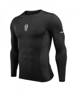 Moisture wicking Compression Quick dry Breathable Baselayer