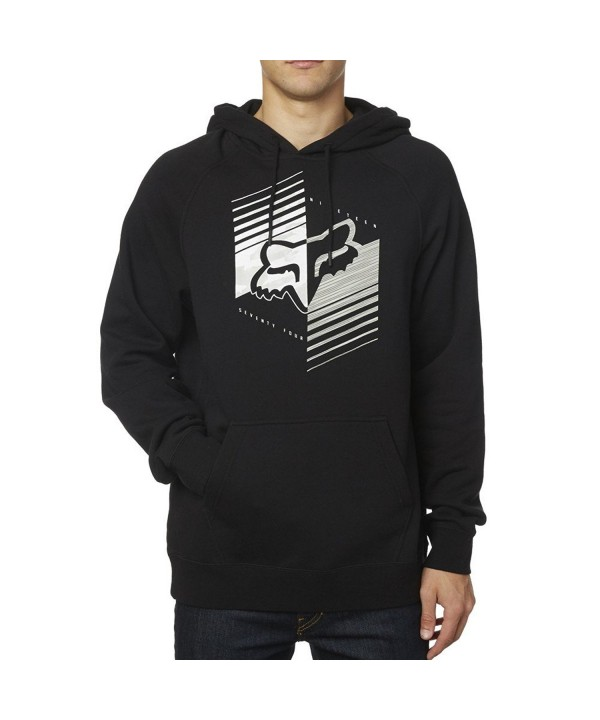 Racing Fleece Hoody Pullover Sweatshirt