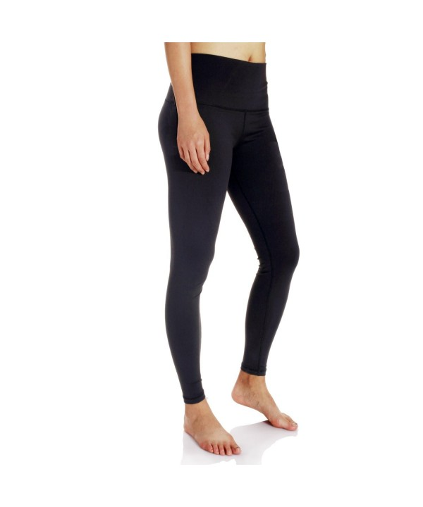 Mumianshu Thermal High Waist Pants Capris