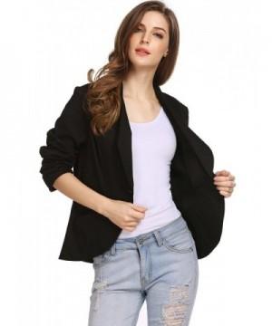 Fashion Women's Blazers Jackets