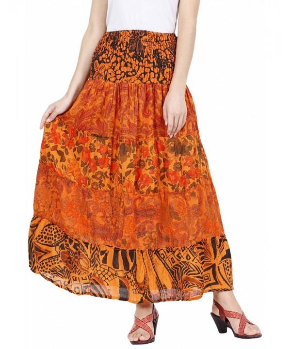Harem Studio Womens Skirt Length