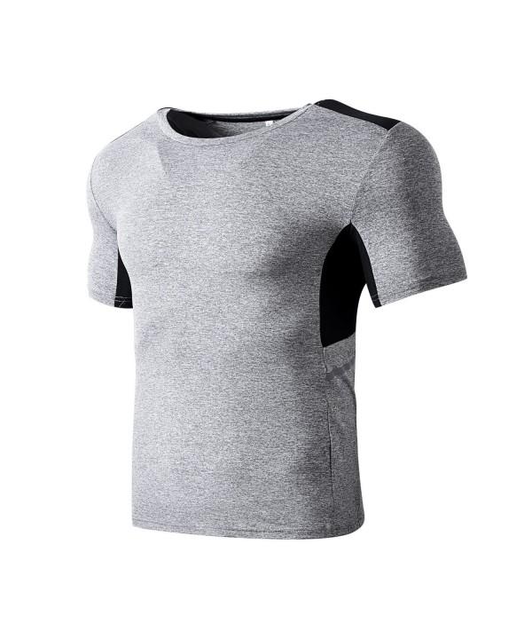Sleeve T shirt Athletic Training T Shirts