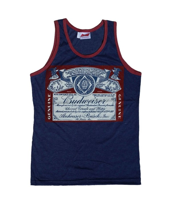 Budweiser Hertiage Label Large Heather