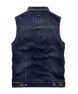 Discount Real Men's Vests Outlet Online