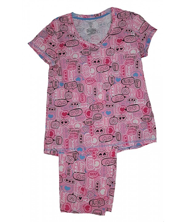Secret Treasures Valentines Incarnate Pajama