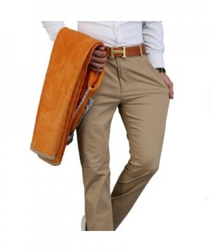 Peacoco Thermal Business Trousers Straight