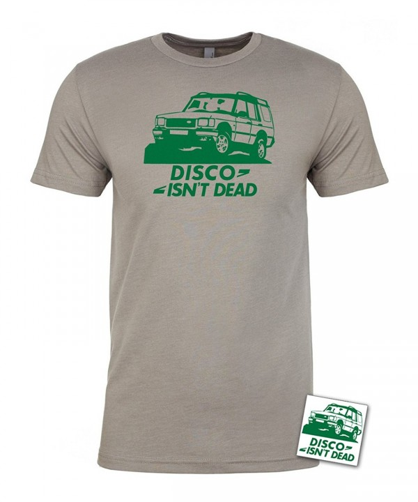 Luso T Shirt Sticker Discovery Offroad