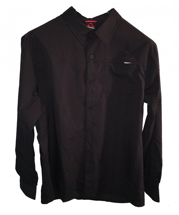 Gerry Howie Sleeved Shirt Charcoal