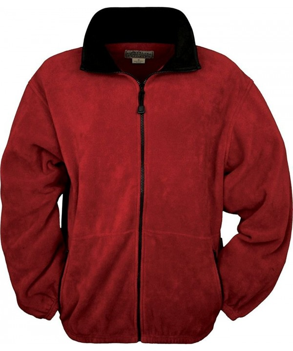 Colorado Timberline Telluride Jacket XL Burgundy