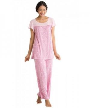PajamaGram Womens Downton Abbey Pajama