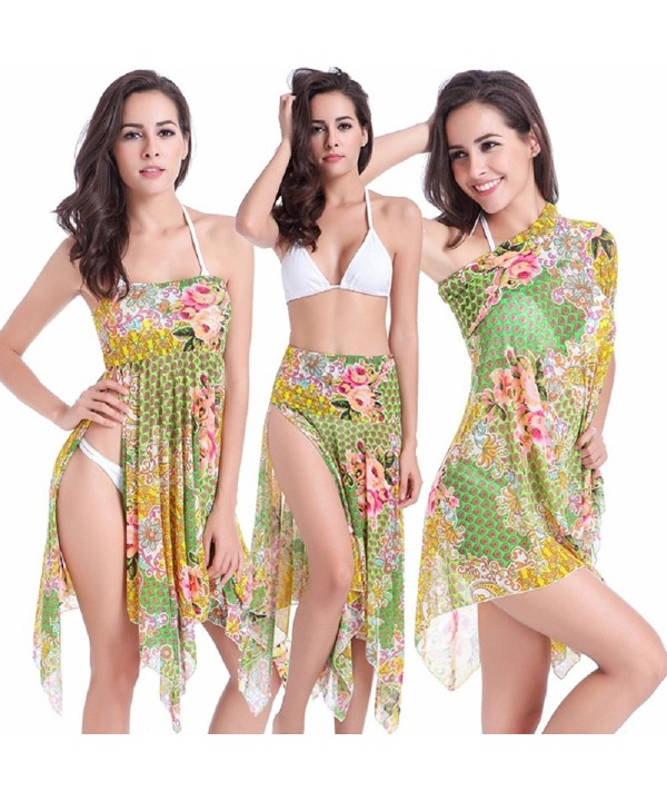 Bikini Swimwear multi purpose Convertible Cover ups