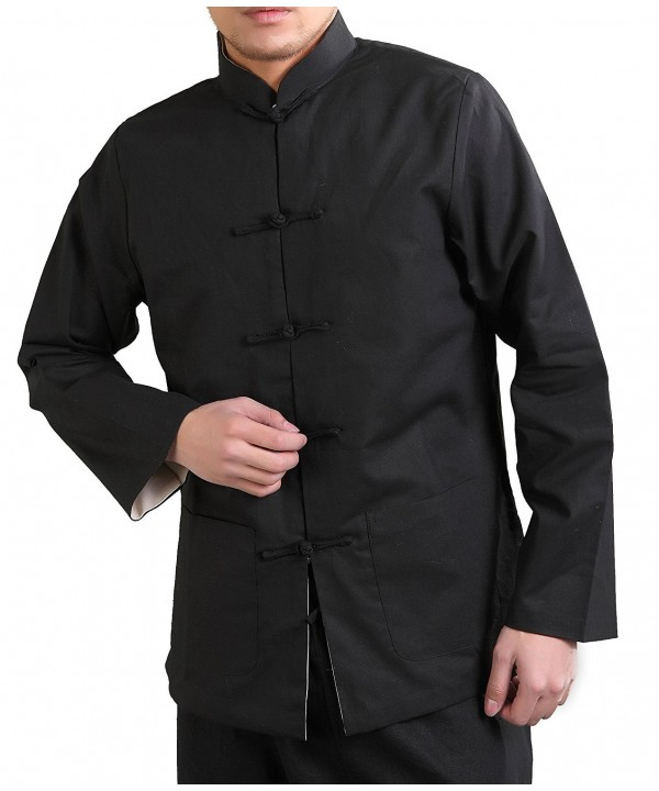 cotton Reversible Chinese Jacket X Large