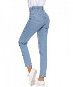 8ead68fe0039 Romanstii Women Waisted Casual Straight Leg; Brand Original Women's Jeans;  Women's Denims Wholesale; Brand Original Women's Clothing Outlet Online