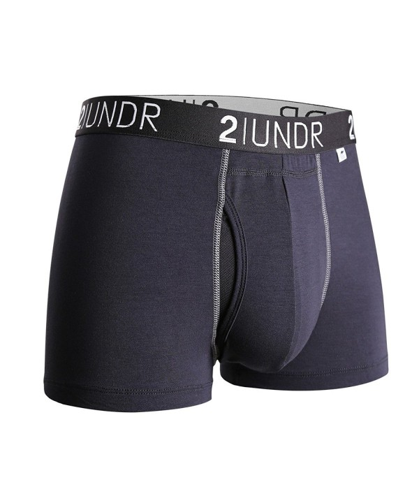 2UNDR Swing Shift Trunk Black