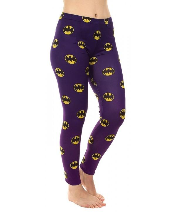 Underboss Womens Comics Batman Leggings