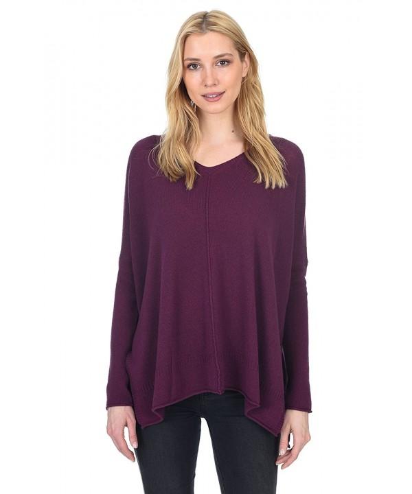 State Fusio Cashmere Oversized Pullover