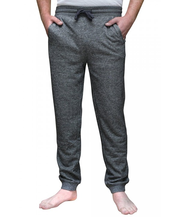 Express French Marled Jogger Charcoal