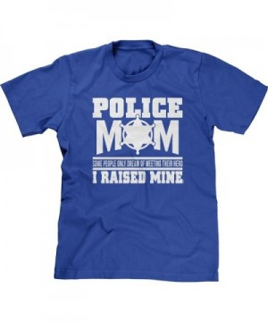 Blittzen Mens Police Mom Raised