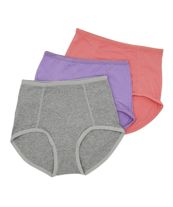 Cotton Panties Stretchy Breathable Middle