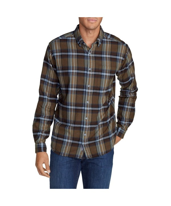 Eddie Bauer Favorite Flannel Relaxed
