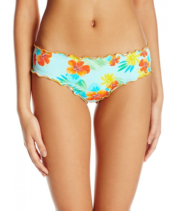 Hobie Tropical Locales Scalloped Hipster