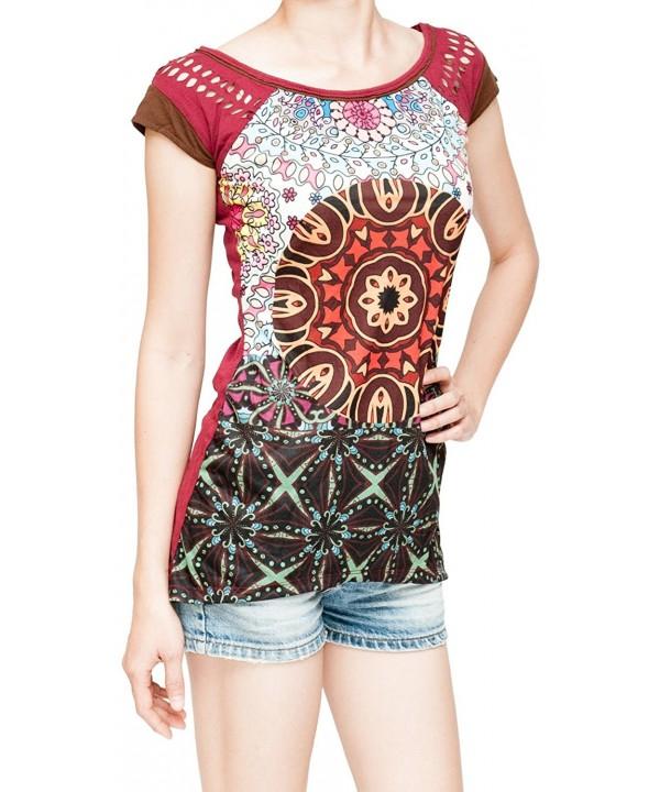 Underground Mandala Dreamcatcher T Shirt X Large