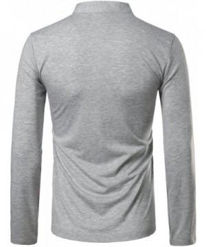 Popular Men's Henley Shirts Outlet
