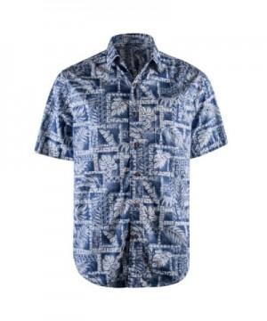 Campia Mens Cotton Print Shirt
