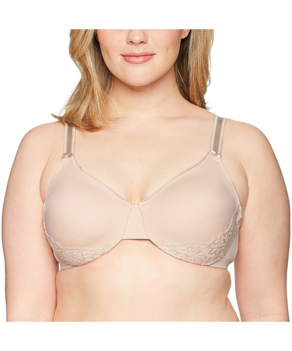 Olga Womens Luxury Underwire Butterscotch