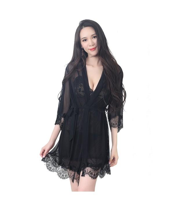 BeautyWill Babydoll Lingerie Chemise Nightwear