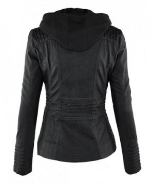 Cheap Designer Women's Leather Coats Online Sale