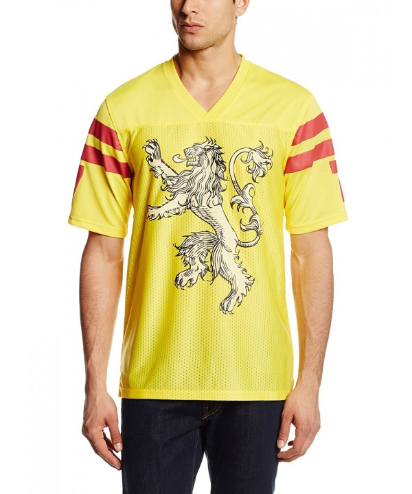 Game Thrones Lannister Football T Shirt