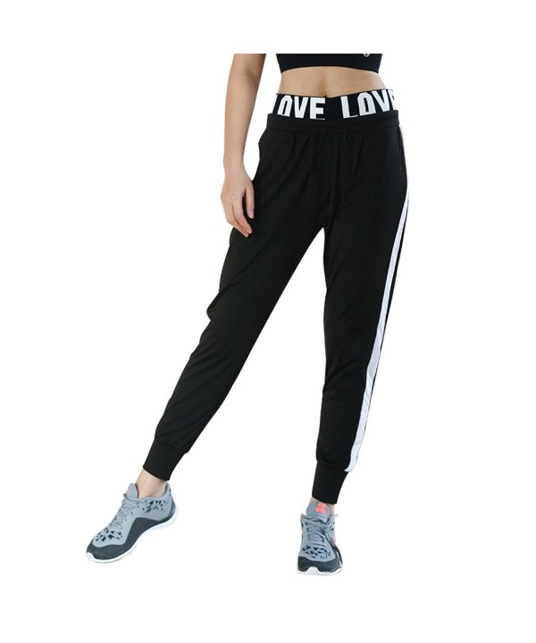 FITIBEST Comfortable Sweatpants Drawstring Waistband
