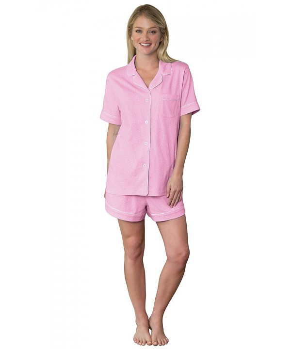 PajamaGram Cotton Oh So Soft Womens Pajamas