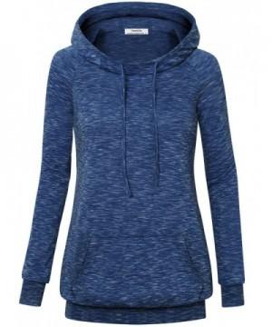 Youtalia Hooded Sweatshirt Pullover Leggings