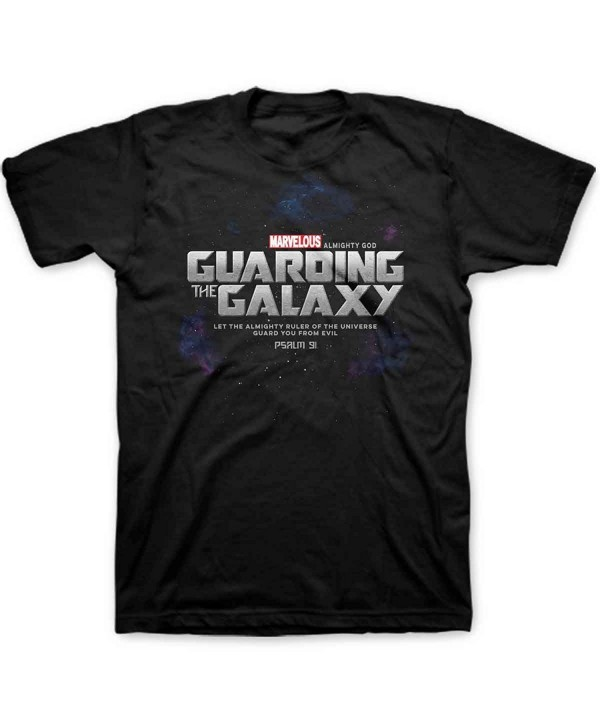 Kerusso Guarding Galaxy Tee Black