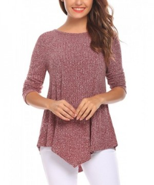 Zeagoo Womens Casual Sweater Pullover