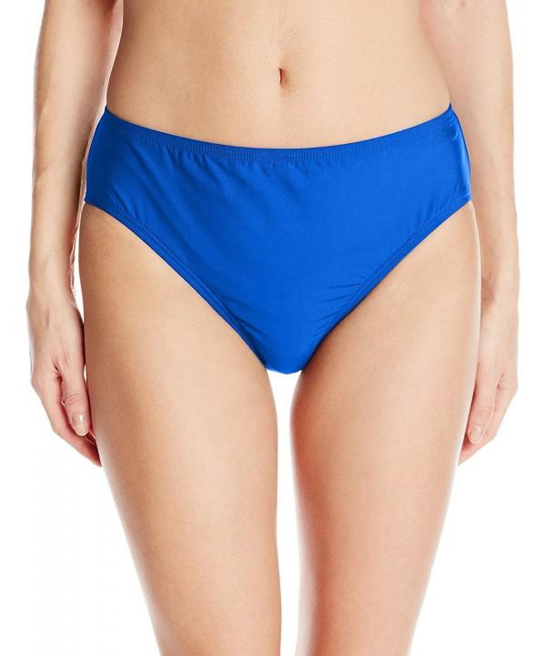 Nautica Womens Signature Bikini Bottom
