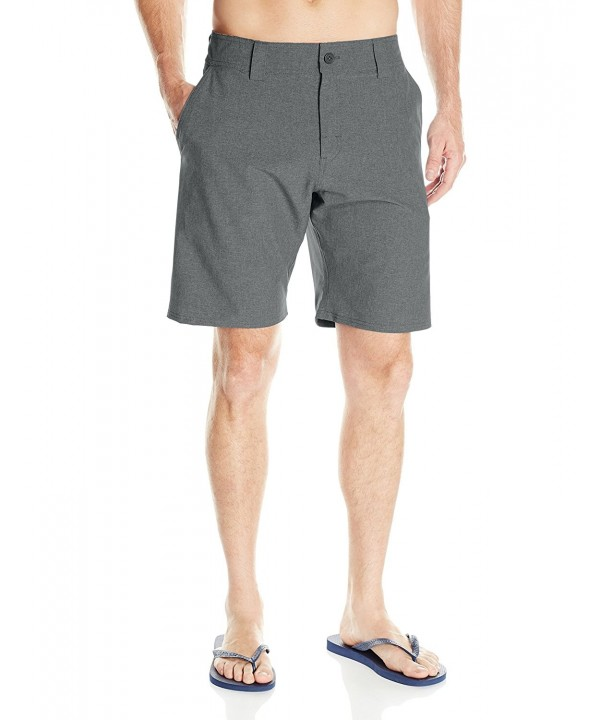 Matix Mens Welder Short Black