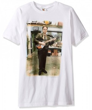 T Line Office Dwight Graphic T Shirt