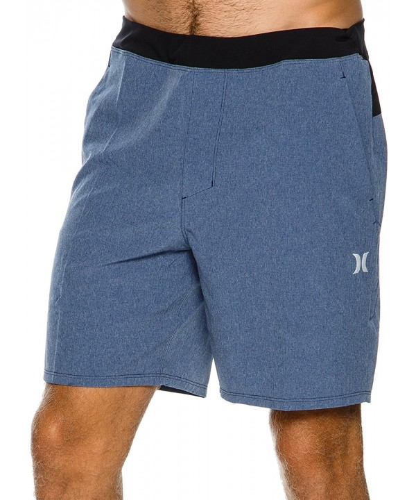 Hurley Trainer Walkshort Obsidian Heather