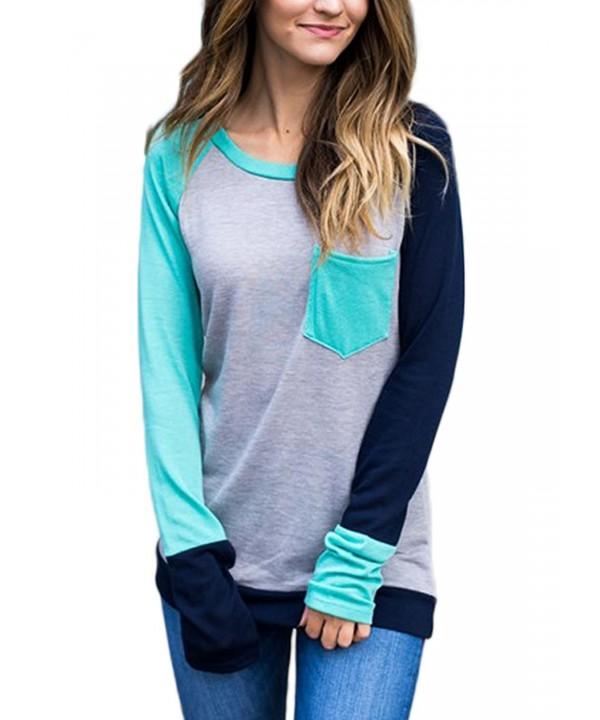 Hyacine Casual T Shirts Crewneck Sweatshirt