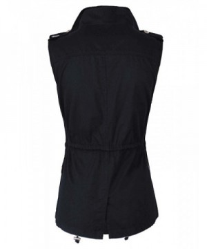 Brand Original Women's Fashion Vests Online Sale