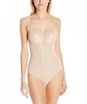 Heavenly Shapewear Womens Molded Bodysuit