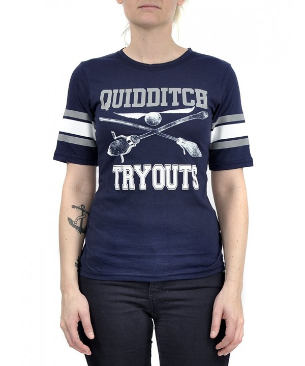 Harry Potter Quidditch Juniors Tee Womens