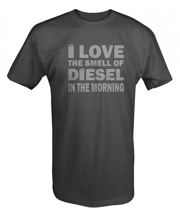 Stealth Smell Diesel Morning Trucker